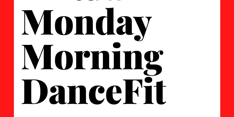 Virtual DanceFit Monday 8am