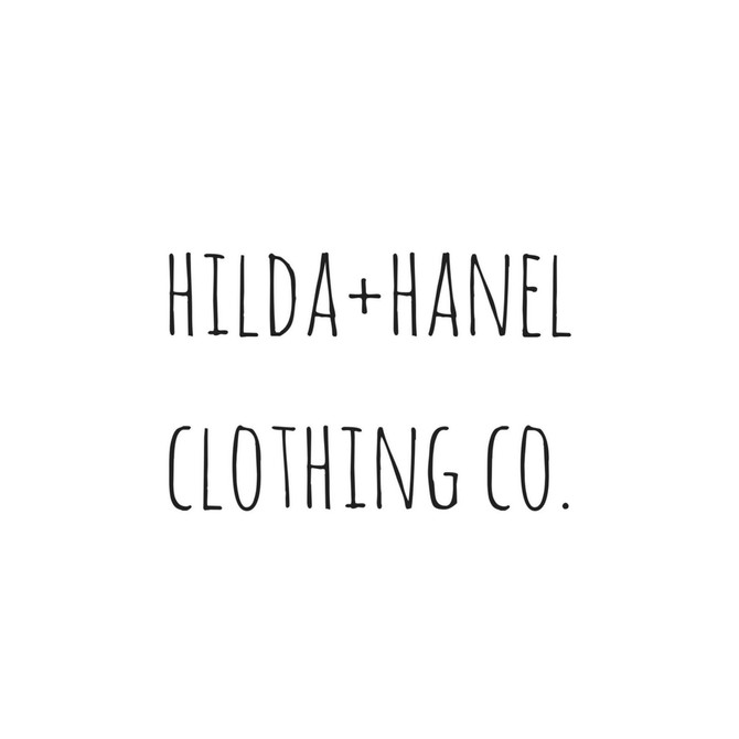 """Hilda and Hanel - The """"Home"""" Collection"""
