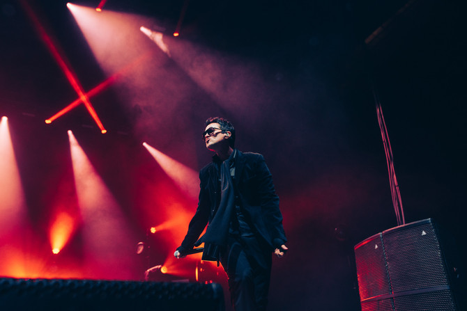 Stone Temple Pilots - SaskTel Centre, October 30, 2018