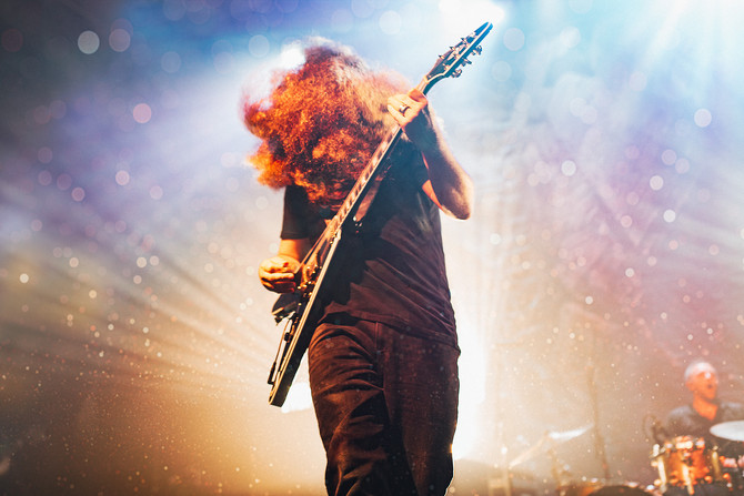 Coheed and Cambria - Coors Events Centre - September 16, 2018