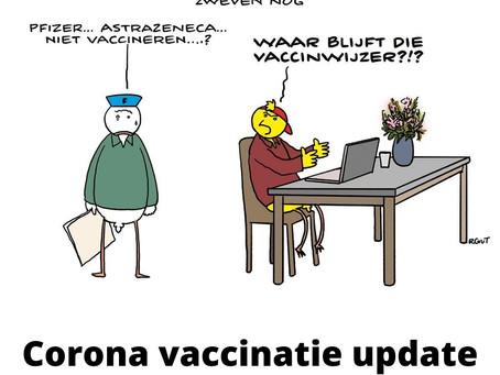 Covid-19-vaccin en zwangerschap