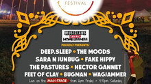 The Moods to Headline MAH stage @ Lindisfarne Festival