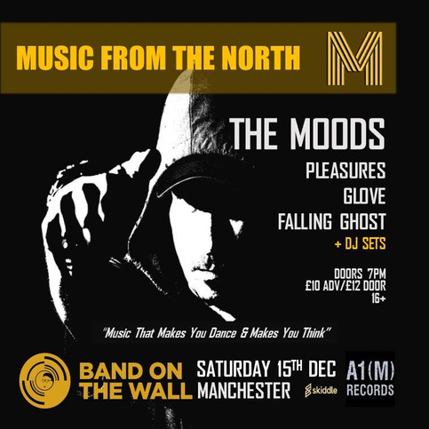 The Moods Christmas Party @ Band On The Wall