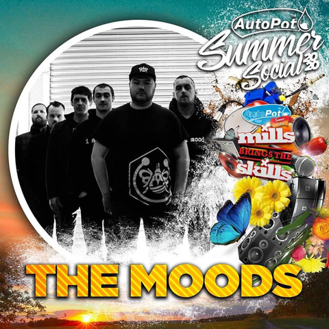 The Moods play Summer Social
