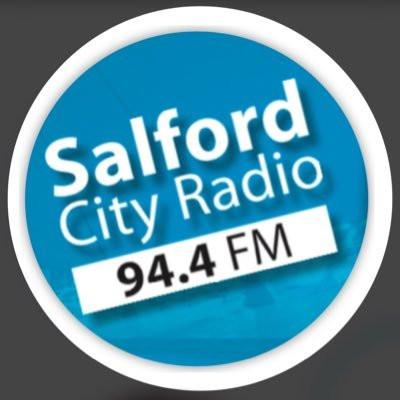 Catch us on Salford City Fm