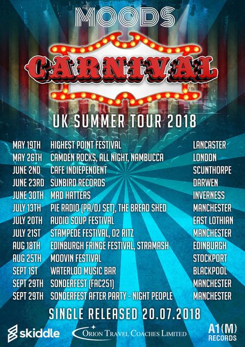 Carnival Tour 2018!