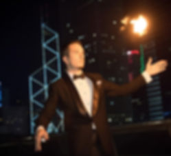 Hong Kong Magician Matthew Owen