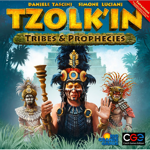 Tzolk'in: Tribes & Prophecies (Exp.)