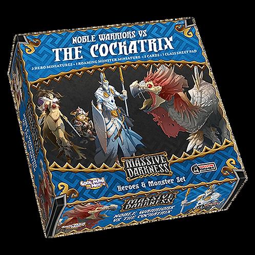 Massive Darkness: Noble Warriors vs The Cockatrix (Exp)