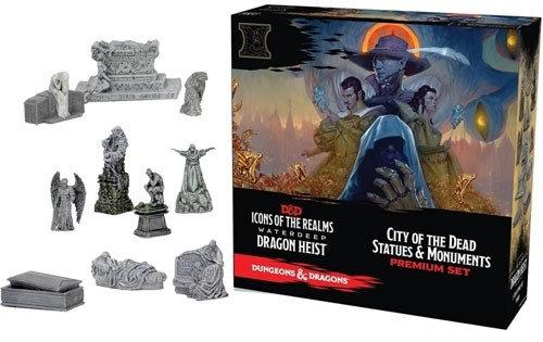 D&D Dragon Heist:City of the Dead (Premium Set)
