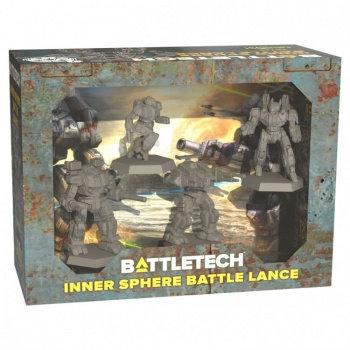 Battletech Inner Sphere Battle Lance