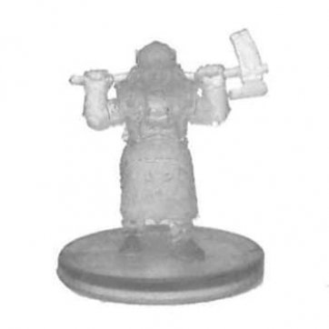 DWARF CLERIC (INVISIBLE)