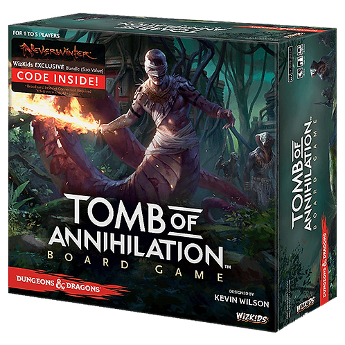 Dungeon & Dragons: Tomb Of Annihilation