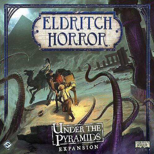 Eldritch Horror: Under the Pyramids (exp)