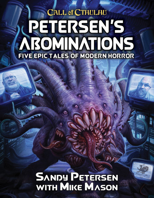 Call of Cthulhu 7th Edition - Petersens Abominations