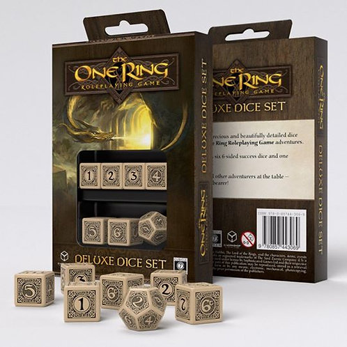 The One Ring Deluxe Dice set (7)