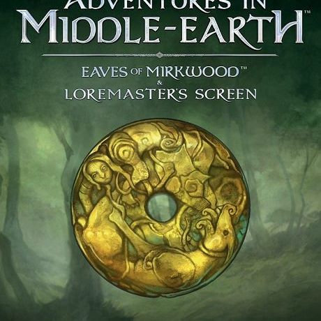 Adventures in Middle-Earth: LM Screen & Eaves of Mirkwood