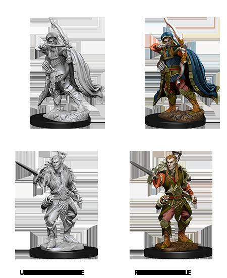 D&D Nolzur's Marvelous Miniatures - Male Elf Rogue