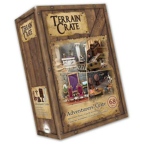 Terrain Crate: Adventurers' Crate