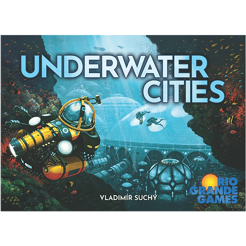 Underwater Cities