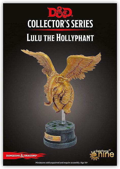 D&D Descent Into Avernus - Lulu the Hollyphant