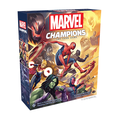 Marvel Champions: The Card Game LCG