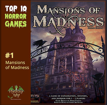 No1_Mansions of Madness_Top 10_Horror Ga