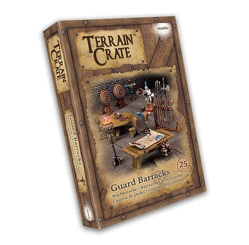 Terrain Crate: Guard Barracks