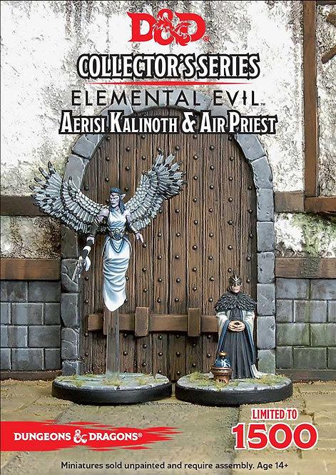 D&D Collectors Series Temple of Elemental Evil Aerisi Kalinoth Warrior