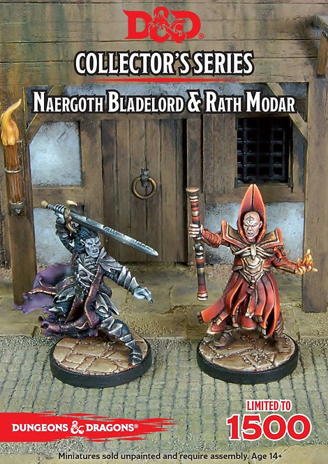 Dungeons Dragons Collectors Series Naergoth Bladelord & Rath Modar