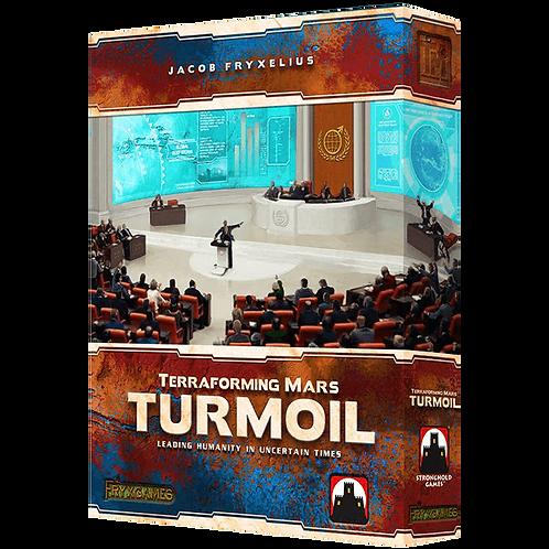 Terraforming Mars: Turmoil (Exp)