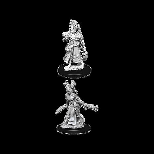 D&D Nolzur's Marvelous Miniatures - Female Human Druid