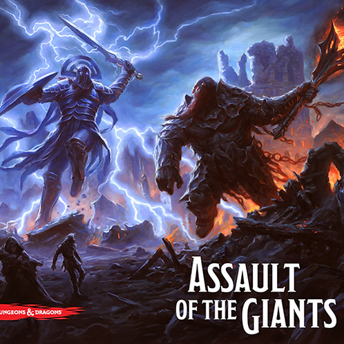 D&D: Assault of the Giants