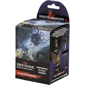 Icons of the  Realms: Monster Menagerie II Booster Pack
