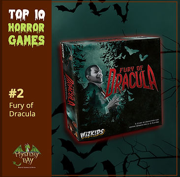 No2_Fury of dracula_Top 10_Horror Games_