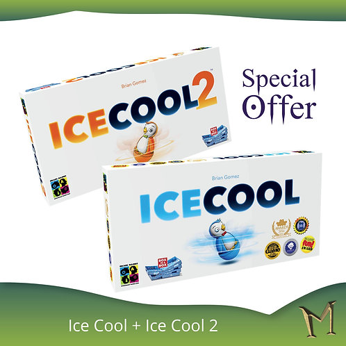 ICECOOL + ICECOOL 2
