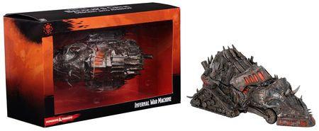 D&D Baldur's Gate: Descent into Avernus – Infernal War Machine Premium Figure