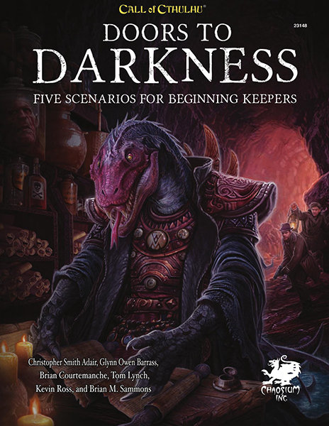 Call of Cthulhu 7th Edition -Doors to Darkness