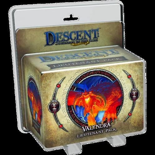 Descent: Journeys in the Dark (Second Edition) – Valyndra Lieutenant Pack