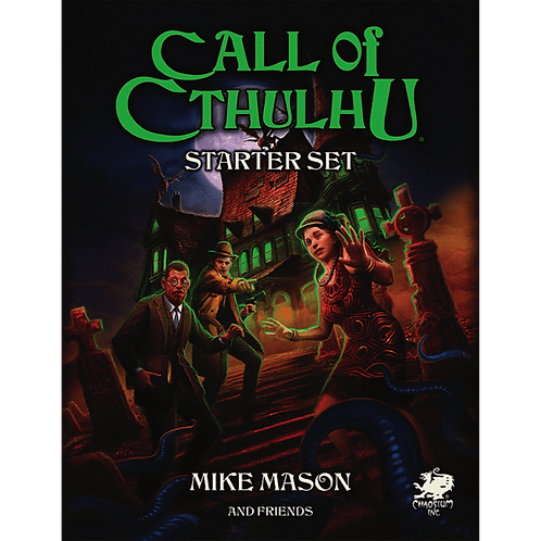 Call of Cthulhu - Starter Box Set