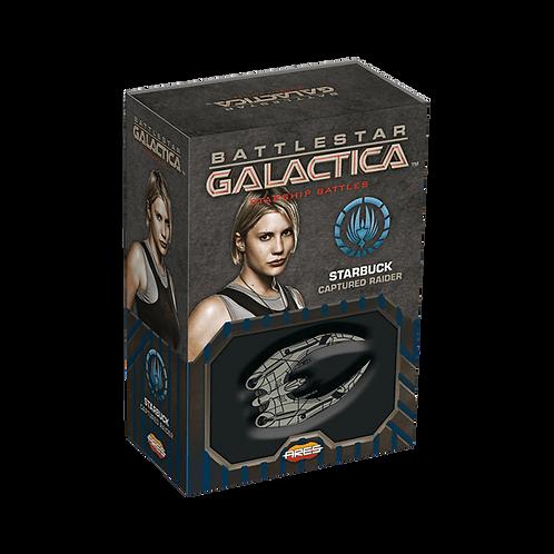 Battlestar Galactica: Starship Battles – Starbuck – Captured Raider