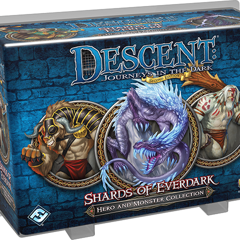 Descent 2nd Journeys in the Dark: Shards of Everdark (Exp)
