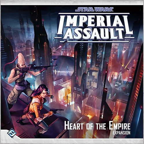 Star Wars Imperial Assault: Heart of the empire (Exp.)