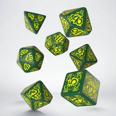 Pathfinder Dice Set Strange Aeons (7)