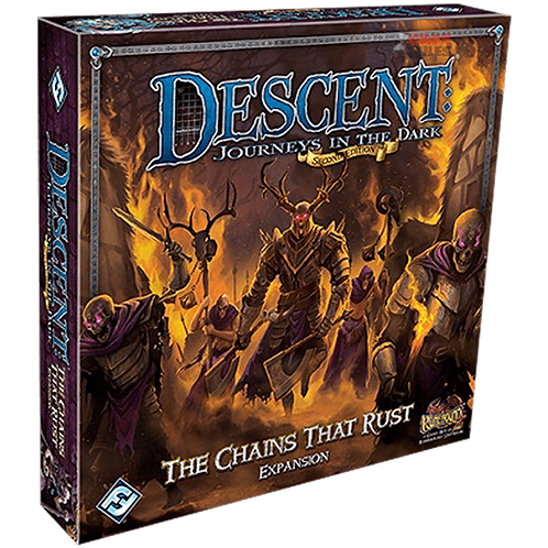 Descent: Journeys in the Dark (Second Edition) – The Chains That Rust  (Exp.)