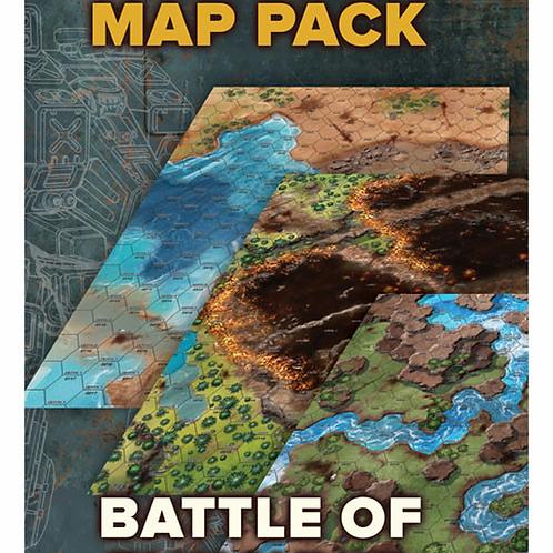 BattleTech MapPack Battle For Tukayyid