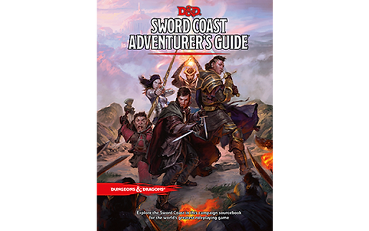 D&D 5.0: Sword Coast Adventurer's Guide