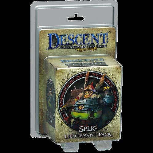 Descent 2 Splig Lieutenant Pack