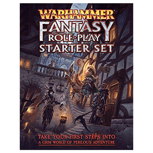 Warhammer Fantasy Roleplay (4th Edition) Starter Set