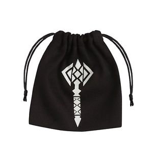 Hammer Black & Glow in the Dark Dice Bag